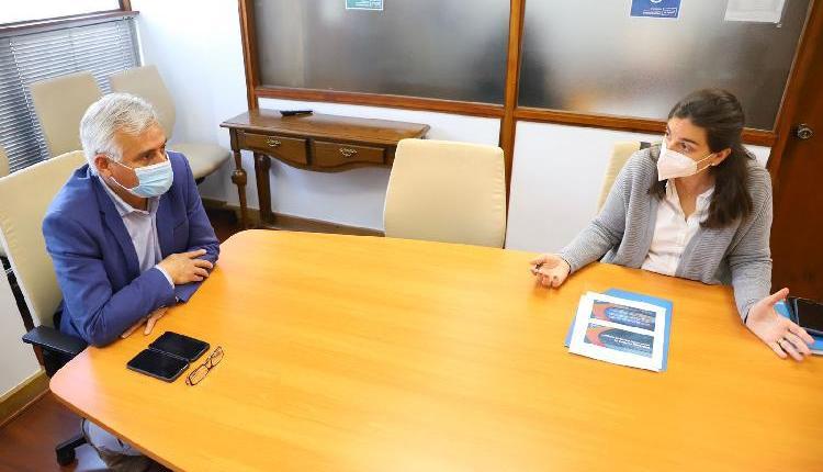 Gobernador Regional manifiesta apoyo a futuros proyectos de exportación de mipymes lideradas por mujeres